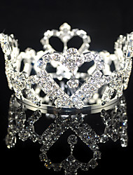 Beautiful Alloy Bridal Tiara/ Headpiece