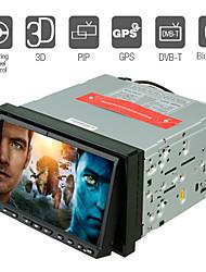 DVD fürs Auto 7 Zoll / GPS / Bluetooth / RDS / PIP / DVB-T