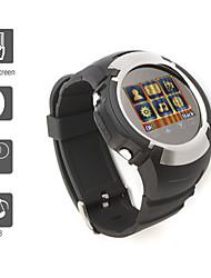 MQ222 - Horloge Téléphone Portable Radio FM Bluetooth