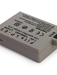1200mAh Camera Battery LP-E5 for CANON EOS 450D