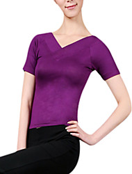 Tops Women's Rayon Short Sleeve