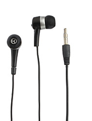 3.5mm Noise Isolation In-Ear Stereo Earphones for iPhone 6 iPhone 6 Plus (114cm Cable)
