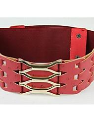 TS Weave Buckle Belt