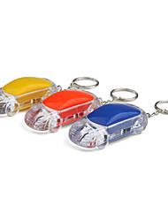joli mini-voiture conduit de lumière de forme (couleurs assorties)