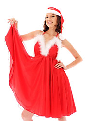 Christmas Costume - Sexy Christmas Girl Dress