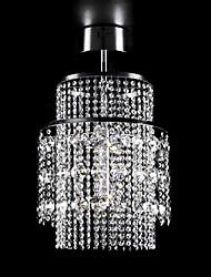 élégants cristaux semi-mount rincer avec 8 projecteurs