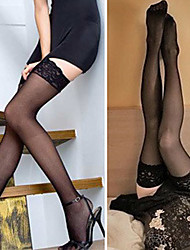 Sexy Lace Thin Non-Slip Thigh High Socks(More Colors)