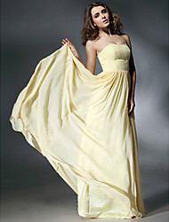 Clearance! Chiffon A-line Sweetheart Evening/Prom Dress inspired by Jennifer Love Hewitt at Emmy Awards