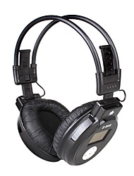Headphone with Built in MP3 Player