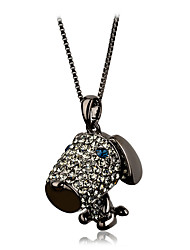 Machine Dog Necklace