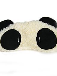 Viseira em Pelúcia - Panda
