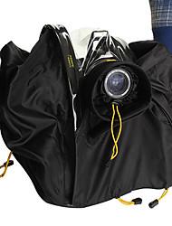 câmera protetor capa de chuva para SLR digital com até objectiva de 200mm (tamanho grande)