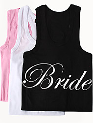 """Bride"" Vest (More Colors)"
