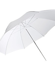 """40"""" White Photo Studio Diffuser Umbrella"""