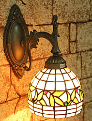 1 - Light Tiffany Wall Light