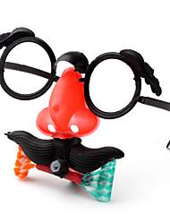 óculos máscara de nariz engraçado (cores sortidas)