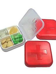 quatro caixa de medicina celular