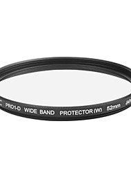 Genuine JYC Super Slim High Performance Wide Band Protector Filter 52mm