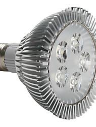 Lâmpada de Foco PAR38 5 W 450-480 LM 6000-6500K K Branco Natural 5 LED de Alta Potência AC 220 V