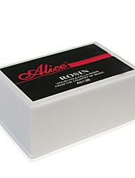 экономические Алиса канифоли с пластиковой коробке для скрипки / альта / виолончель в 20 грамм