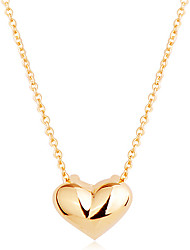Heart Design Necklace