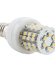 Ampoules Maïs LED Blanc Chaud E14 3W 48 SMD 3528 150 LM AC 100-240 V