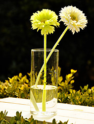 Table Centerpieces Classic Design Clear Glass Vase Centerpiece  Table Deocrations