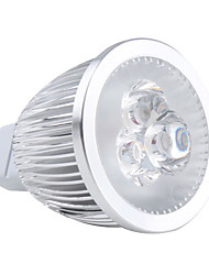 GU5.3(MR16) LED Spotlight MR16 3 High Power LED 450 lm Warm White AC 12 V