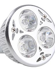 3 W 3 High Power LED 270 LM Natural White Spot Lights DC 12 V