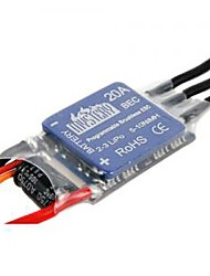 Mystery 20A BEC Brushless Programable Electrinic Speed Control(MY20A BEC)