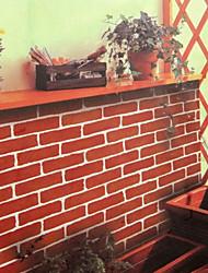 Venus Tile Modern Brick Wallpaper 3 Colors