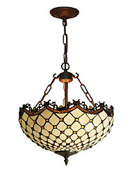 Tiffany Pendant Light with 1 Lights