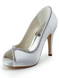 YRSA - Открытый носок Свадьба Шпилька Сатин