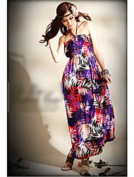 Bohemian tube Long Dress