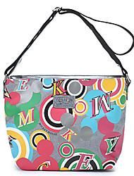carré d'impression de bande dessinée cross-body bag (33cm * 24cm * 10cm)