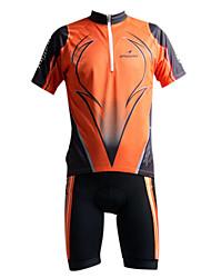 jaggad - 100% poliestere e veloci mens secchi in bicicletta abiti corti