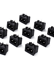 DB-8 AC Power Jack Socket for Electronics DIY (10 Pieces a pack)