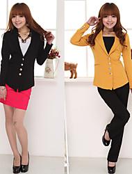 Popular Lady Leisure Jacket Coat