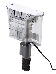 Aquarium Slim Power Filter (Up to 25L, 220V-240V)