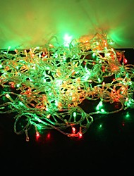 30M 300-LED Colorful Light 8 Sparking Modes Christmas Fairy String Light (220V)