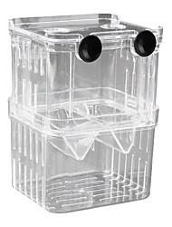 aquário caixa de criação (8cm x 7cm x 11cm)