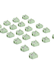 3F07 3.5mm Audio Jack Socket (20 Pieces a pack)
