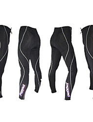 jaggad - pantaloni di riciclaggio degli uomini / bicicletta collant fondo con l'80% nylon 20% lycra