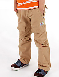 Multi-Pocket Casual Pants