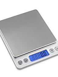 3000g/0.1g échelle numérique de poche