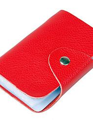 Ladies' Leather Multi Card Package(10.2cm*2cm*7.5cm)