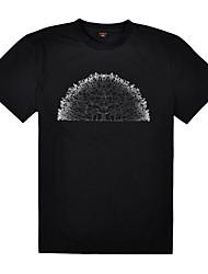 Natural Element Ultraviolet Resistant Short Sleeve T-shirt