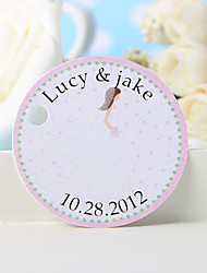 Personalized Favor Tag - Birde (Set of 36)