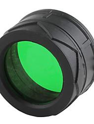 JETBeam 1 filtre pouces lampe de poche vert pour 3m c25 rrt2 rrt21 PC25