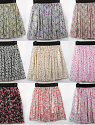 Retro Bubble Skirt